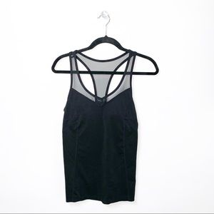 Zella | Athletic Tank w/ Mesh and Built in Bra